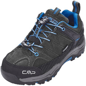 CMP Campagnolo Rigel Low WP Trekking Shoes Kids Arabica-Adriatico
